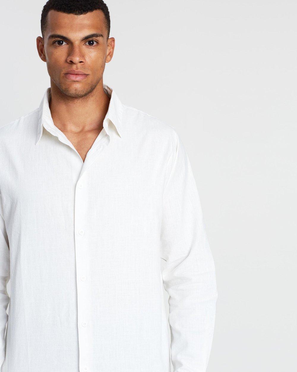 12e5d30aaa Yin Yang Hemp Long Sleeve Shirt