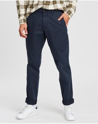 Gap - Slim Vintage Wash Stretch Chinos