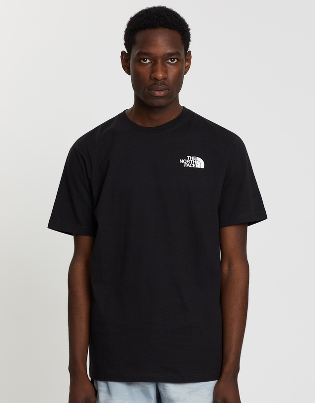 The North Face - Short Sleeve Red Box Tee