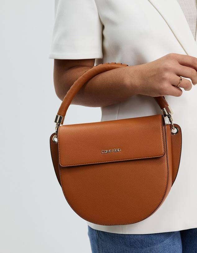 Women Crossbody Saddle Bag