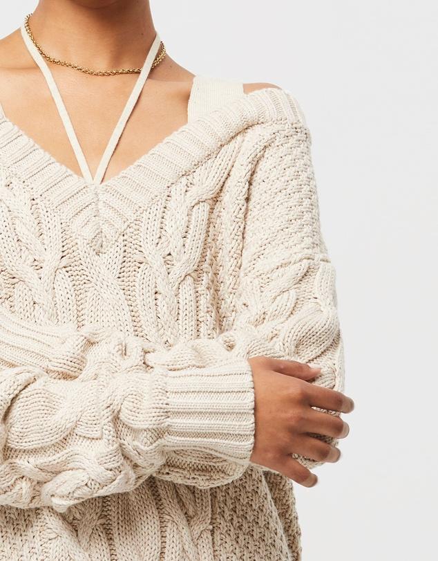 Women Vela Knit Sweater