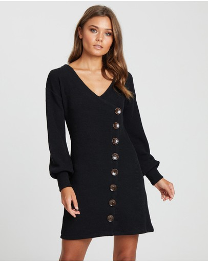 Calli - Sophette Button Dress