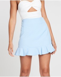Dazie - Dream Girl Ruffle Skirt