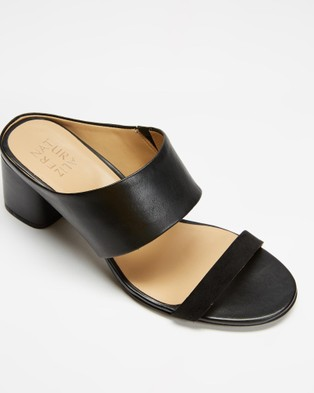 Naturalizer Abbey - Mid-low heels (Black)