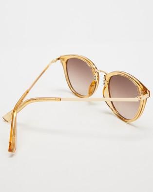 MINKPINK Hiatus - Sunglasses (Tan)