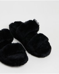 UGG - Womens Fuzz Yeah Slippers