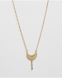 Luv Aj - The Celestial Charm Necklace
