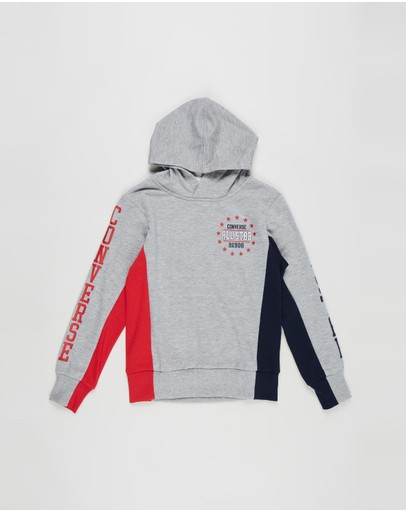 Converse - Colour-Block All Star Hoodie - Teens