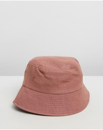 AERE - Linen Bucket Hat