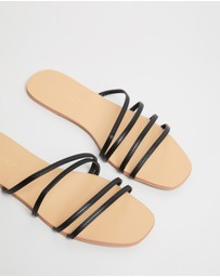Billini - Genevieve Strappy Slides