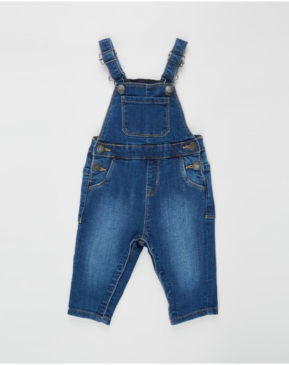 Cotton On Baby - Bailey Dungarees - Babies