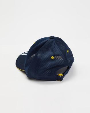 adidas Performance Mesh Cap   Kids Teens - Headwear (Collegiate Navy & White)