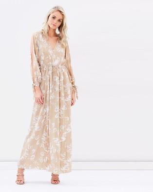 Ministry of Style – Sahara Maxi Dress – Dresses (Print)
