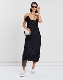 House of Holland - Ribstock Slip Dress