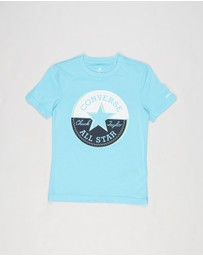 Converse - Short Sleeve Patch Tee - Teens