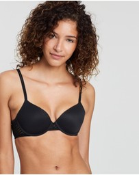 Calvin Klein - Perfectly Fit Geo Lace Bra