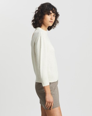 M.N.G Arenal Sweater - Jumpers & Cardigans (Light Berige)