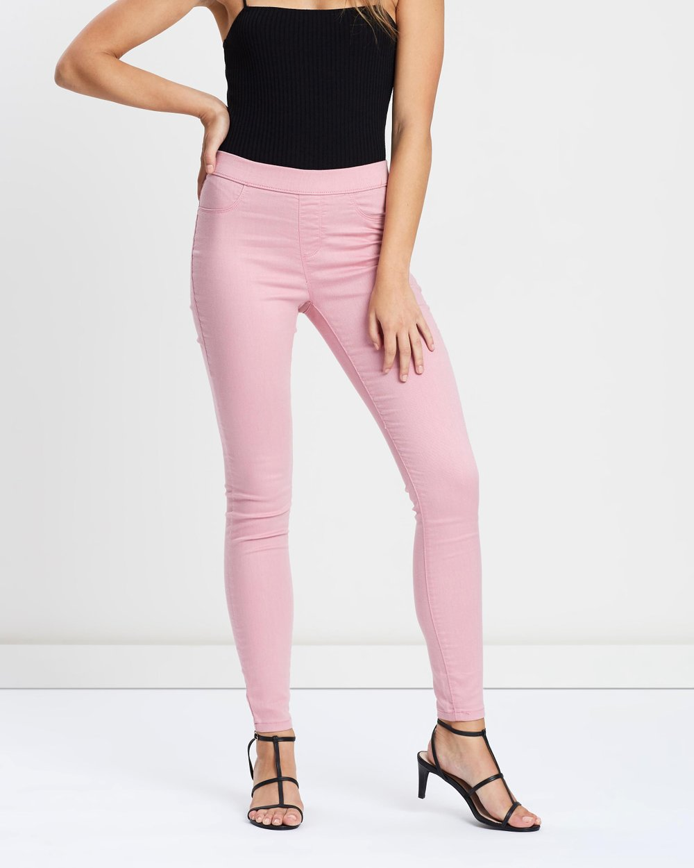 53a1fa1dcac2b Eden Regular Jeggings by Dorothy Perkins Online   THE ICONIC   Australia