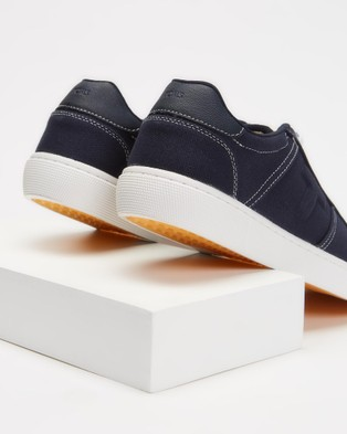 TOMS Leandro Sneakers   Men's - Sneakers (Navy)