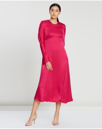 CAMILLA AND MARC - Antonelli Long Sleeve Dress