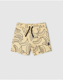 Huxbaby - Swim Shorts - Babies-Kids