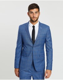 Double Oak Mills - Ashcroft Check Suit Jacket