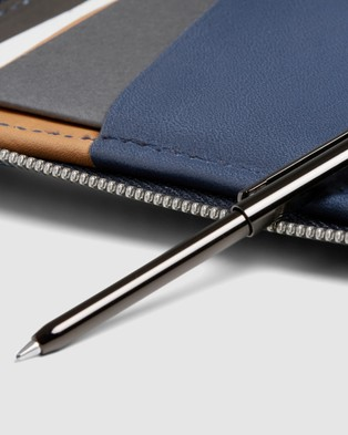 Bellroy Travel Folio - Wallets (Blue)