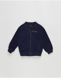 Mini Rodini - Piano Terry Jacket - Kids