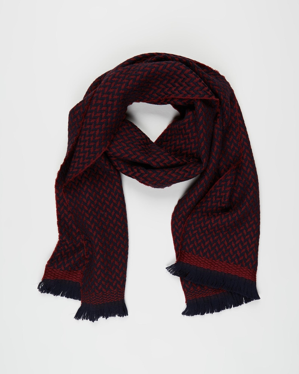 Kent and Curwen knitted Scarf Scarves & Gloves knitted Scarf