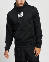 New Balance - Graphic Tenacity Fleece Pullover Hoodie