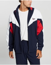 Reebok - Twin Vector Track Jacket