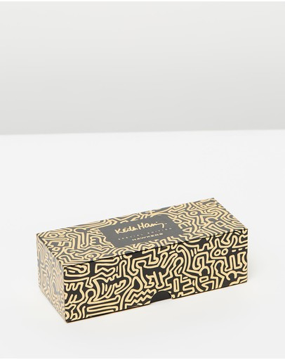 Hawkers Co Keith Haring X Bicolour Gold