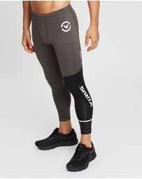 Virus - Sio8 CoffeeChar™ Thermal Compression Pants
