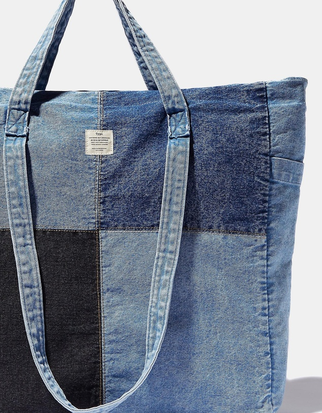 Women The Studio Tote Patched Up