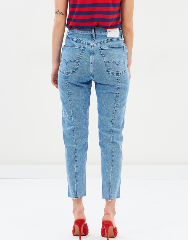 Levi's - Line 8 Altered Mom Jeans
