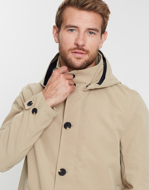 Academy Brand - Brooklands Coat