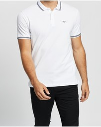 Emporio Armani - Short Sleeve Polo