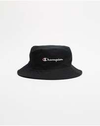 Champion - Script Bucket Hat - Teens