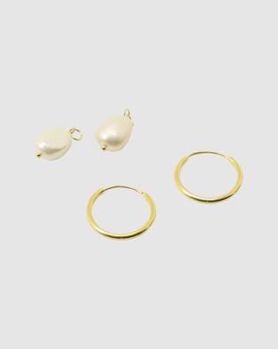 Native Sol Olivia - Jewellery (Gold)