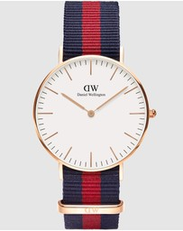 Daniel Wellington - Classic Oxford 36mm