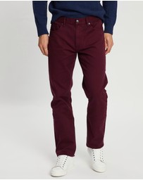 Kent and Curwen - Loose Fit Pants