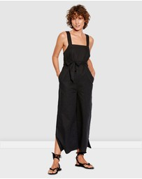 Seafolly - Inka Gypsy Cross Back Jumpsuit