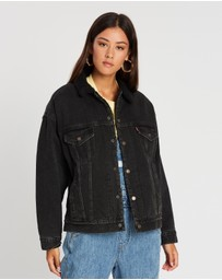 Levi's - Dad Sherpa Trucker
