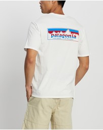 Patagonia - Together for the Planet Logo Organic T-Shirt