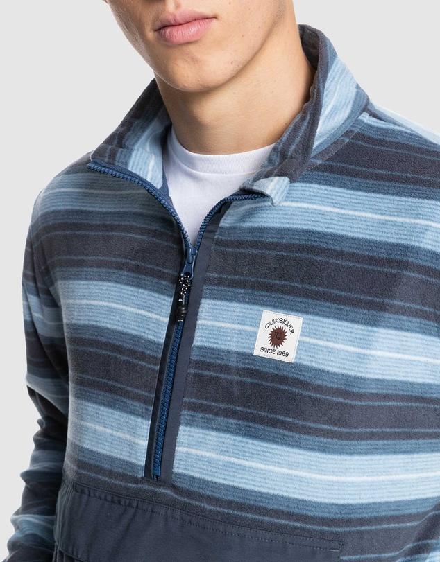 Men Mens Morning Star Half-Zip Sweatshirt