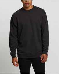 Cotton On - Pigment Dyed Oversized Crew