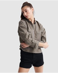 Superdry - Desert Oversized Shirt