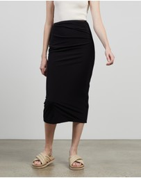 Helmut Lang - Twisted Skirt