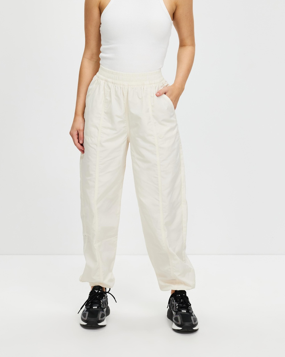 adidas Originals Adicolor Track Pants Wonder White