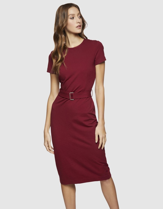 Oxford - Robella Ponti Dress